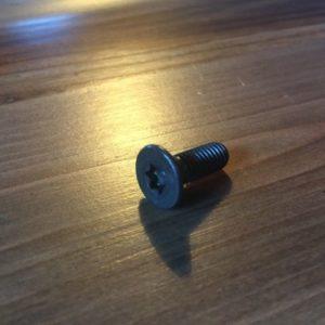 Oil Pump Cover Screw - 6505388AA